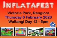 Image for event: Inflatafest