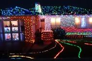 Image for event: Christmas Lights House