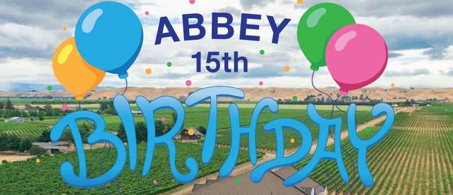 Abbey Estate 15th Birthday Party