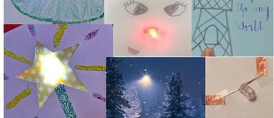 Paper Circuit - Light Up Greetings Card