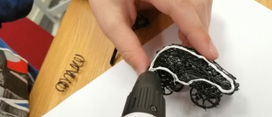 3D Pen Modelling for Kids