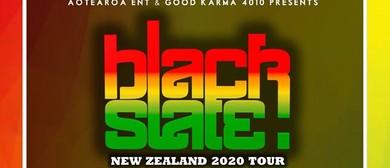 Pioneers of the British Roots Rock Reggae - Black Slate
