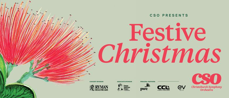 CSO Presents: Festive Christmas 2019