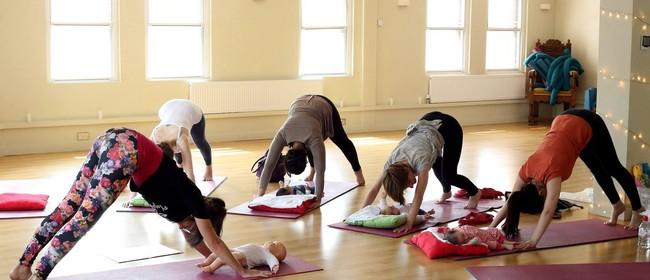 Nurturing Mums and Babies Yoga