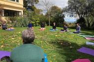 Yoga Nidra In Nature