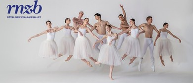 Royal New Zealand Ballet - Tutus on Tour