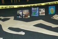 iRead Murder Mystery Night