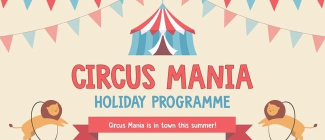 Circus Mania Kids Holiday Programme