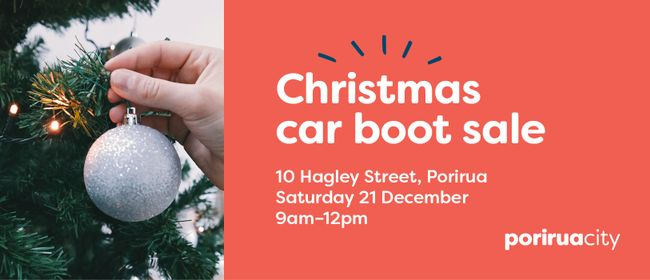 Christmas Car Boot Sale