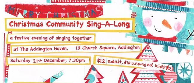 Addington Christmas Sing-Along
