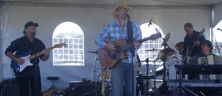 Stetson Club - James Ray and the Geronimo Band: CANCELLED