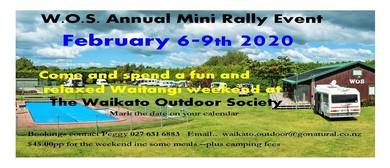 Annual Waitangi Weekend Mini-Rally