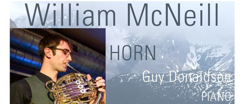 William McNeill - Horn Recital