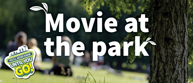 Movie At the Park - Pete's Dragon