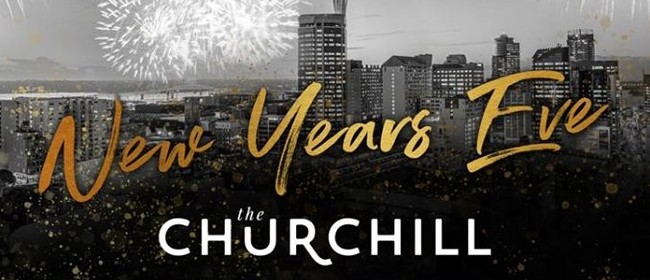 The Churchill NYE Rooftop Party 2019