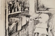 Image for event: Michael Smither: Drawn