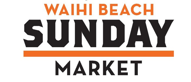 Waihi Beach Sunday Market