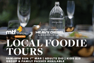 Image for event: Local Foodie Tours with MTF & ECHD (Sunshine and a Plate)