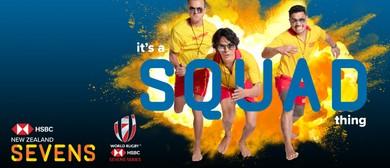 HSBC NZ Sevens 2020