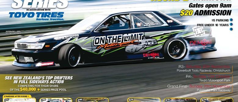 NZ Drift Series 2008 Round 2