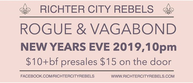 Richter City Rebels New Years Eve Party