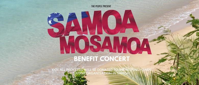 Samoa Mo Samoa Benefit Concert 2019