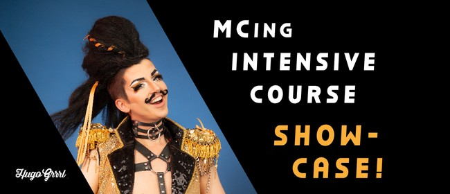 MCing Intensive Course Graduation Showcase!