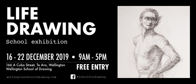 Life Drawing Exhibition