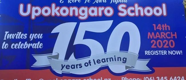 Upokongaro School 150th Celebration