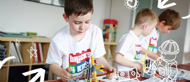 Bricks 4 Kidz LEGO-themed Holiday Programme