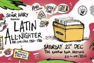 Senor Dirty Hairy's Latin All Nighter 2