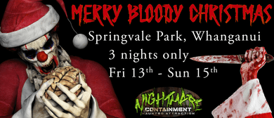 Merry Bloody Christmas