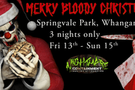 Image for event: Merry Bloody Christmas