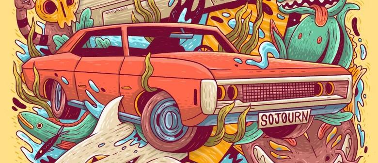 Sojøurn Summer Tape Tour with Groove Lagoon