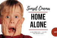Image for event: Sunset Cinema - Christmas Screening of Home Alone