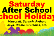 Image for event: Minecraft, Coding, Create 3D Games, Web School Holiday Class