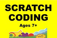 Image for event: Scratch Coding: School Holiday Computer Class