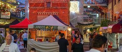 Victoria Park Christmas Market