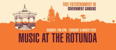 Music at the Rotunda 2020 - Sunday Sessions (Free)