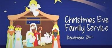 Christmas Eve Family Celebration