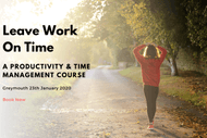 Image for event: Leave Work On Time: A Productivity & Time Management Course