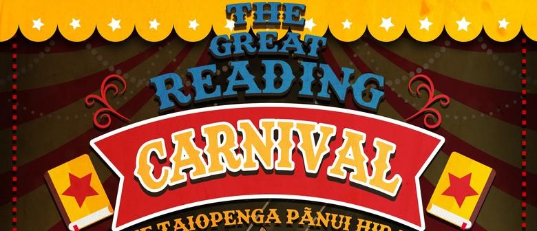 Kaikoura District Library Holiday Program - Reading Carnival