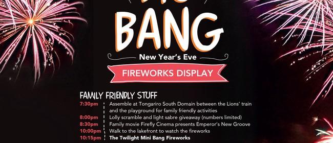 Big Bang - New Year's Eve