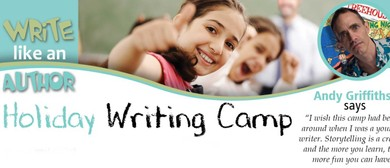 Write Like an Author - Summer Holiday Programme for Kids