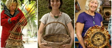 Wild Basket Making Workshop