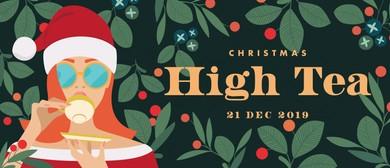 Christmas High Tea