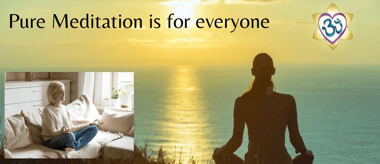 Pure Meditation Course & Retreat