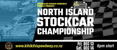 PlaceMakers North Island Stockcar Championship – Qualifying