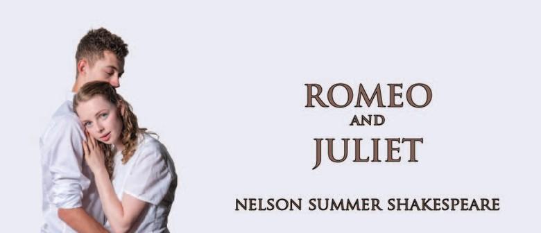 Summer Shakespeare: Romeo and Juliet