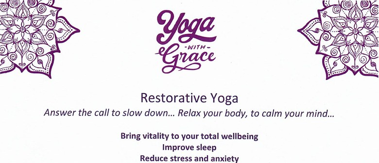 Yoga with Grace: CANCELLED